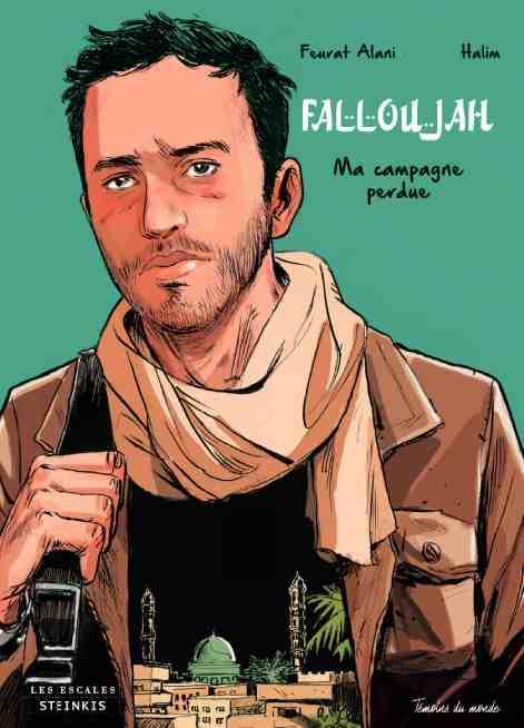 Falloujah Ma campagne perdue de Feurat Alani et Halim