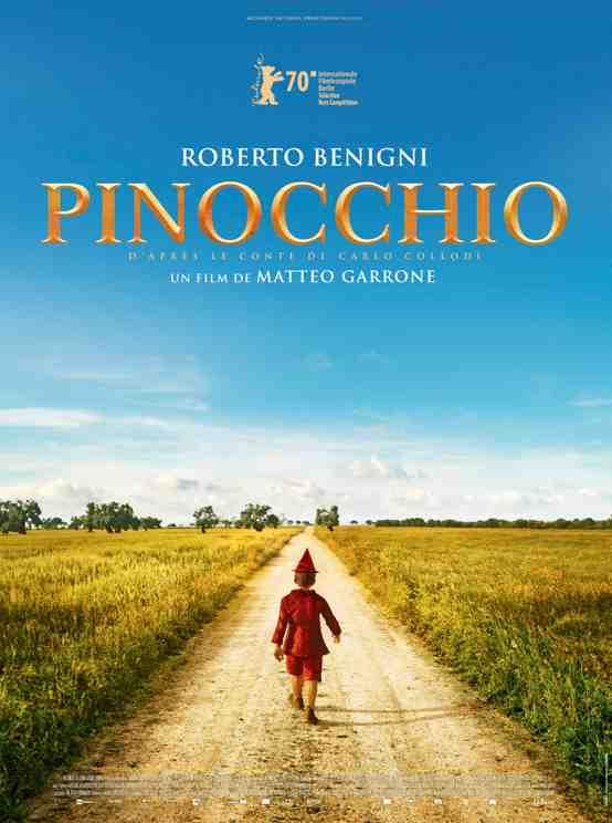 Pinocchio réalisé par Matteo Garrone