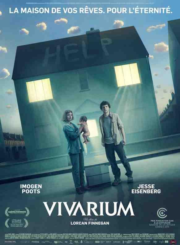 Vivarium réalisé par Lorcan Finnegan