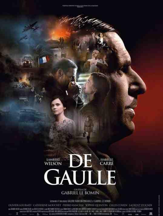 De Gaulle réalisé par Gabriel Le Bomin