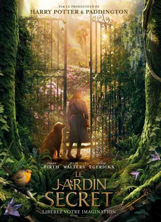 Le Jardin Secret réalisé par Marc Munden