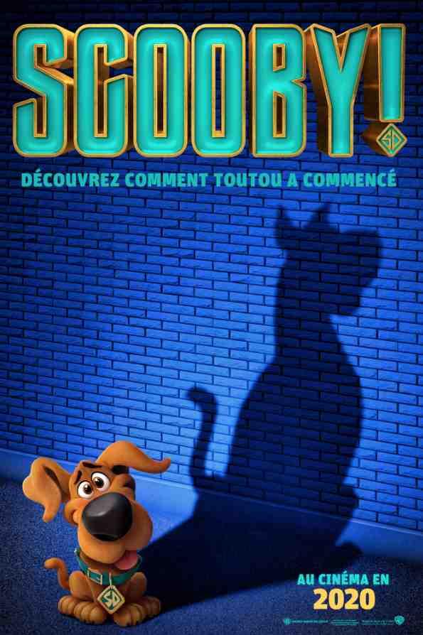 Scooby! réalisé par Tony Cervone