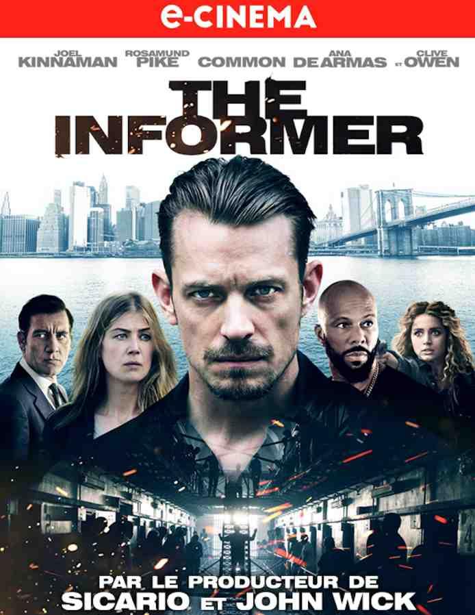 The informer réalisé par Andrea Di Stefano
