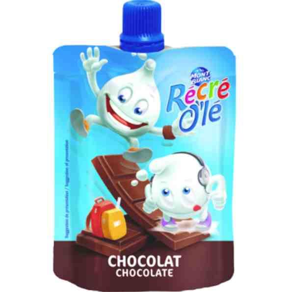 Récré O'lé dévoile la première gamme de crème dessert pour enfants avec un nutri-score B