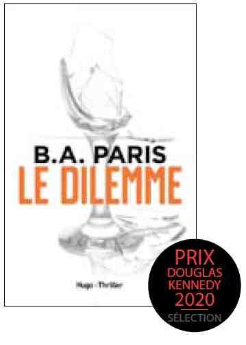 Le dilemme écrit par B.A. Paris