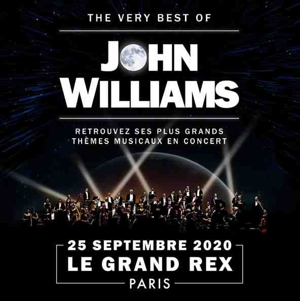 The Very Best of John Williams au Grand Rex (Paris)