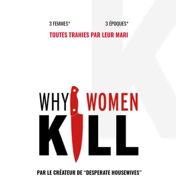 La série Américaine Why Women Kill
