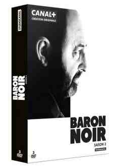 Baron Noir: La saison 3 en DVD