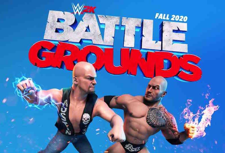 Le teaser de WWE 2K Battlegrounds