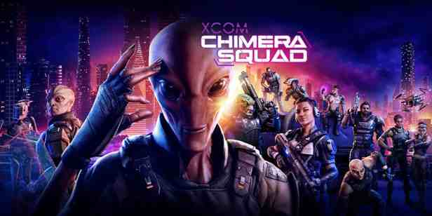 XCOM : Chimera Squad est disponible sur Steam !