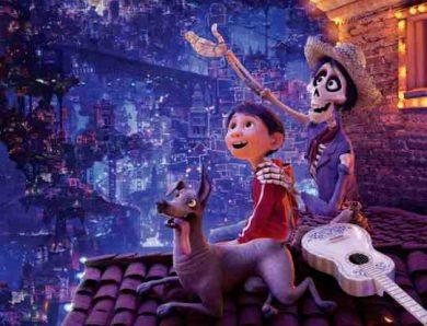 Coco réalisé par Lee Unkrich et Adrian Molina