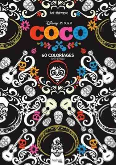 Coco : 60 coloriages anti-stress (art-thérapie)