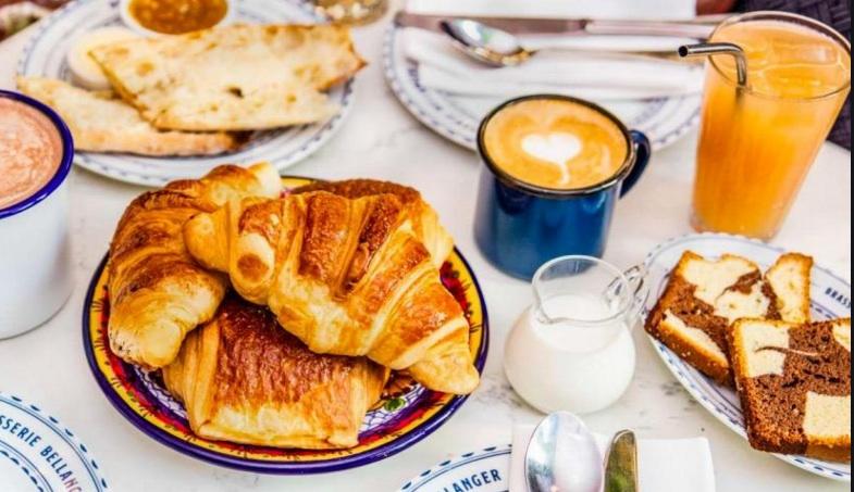 La Brasserie Bellanger (Paris) vous propose son petit-déjeuner