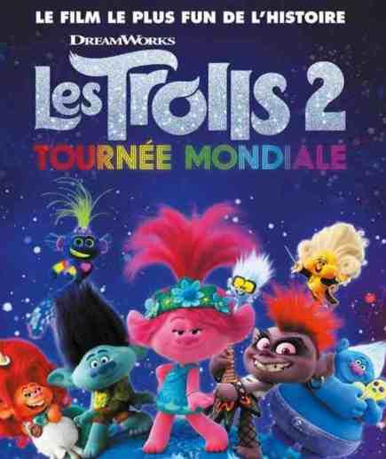 Les Trolls 2 : Tournée mondiale réalisé par Walt Dohrn et David P. Smith