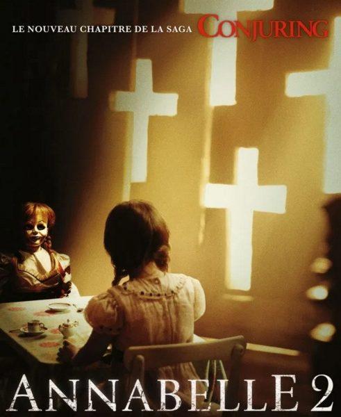 Annabelle 2 : La Création du Mal réalisé par David F. Sandberg