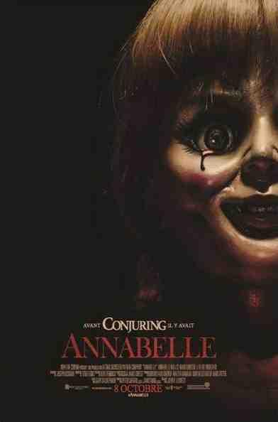 Annabelle réalisé par John R. Leonetti