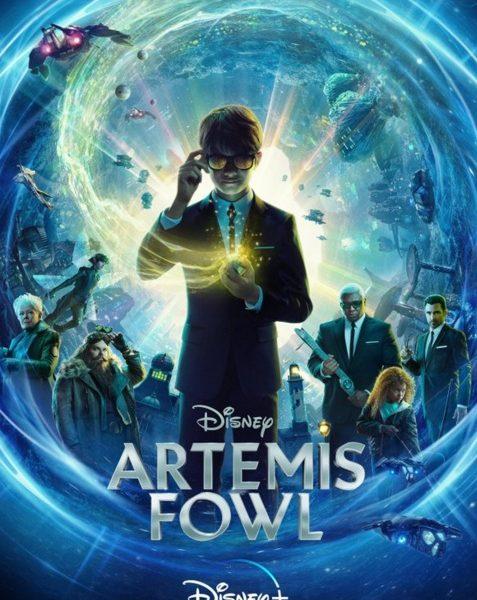 Artemis Fowl réalisé par Kenneth Branagh