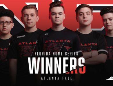 Atlanta Faze en tête de la COD League après la Florida Home Series !