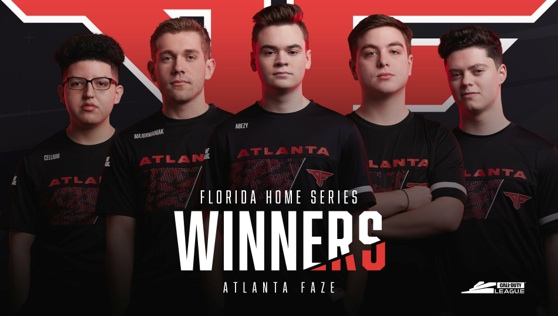 Atlanta Faze en tête de la COD League après la Florida Home Series !