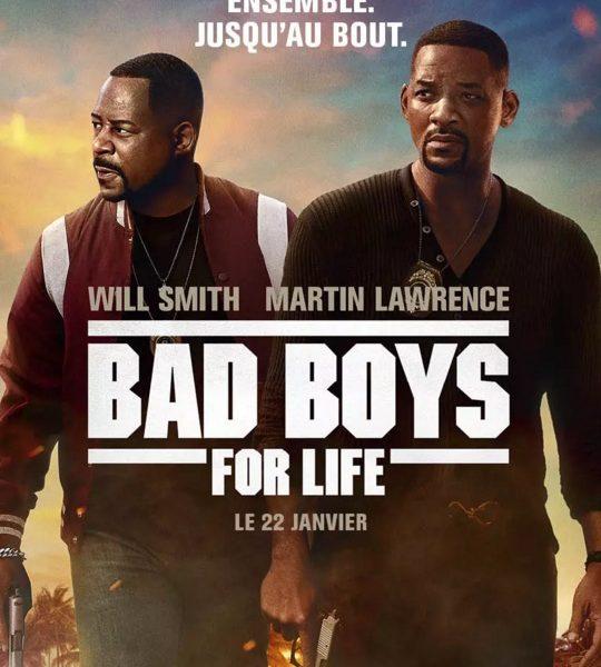 Bad Boys For Life réalisé par Adil El Arbi et Bilall Fallah