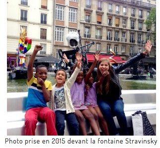 Le Musée en Herbe organise des balades ludiques dans Paris à partir de 6 ans