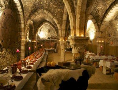 Le Banquet des Troubadours à Provins