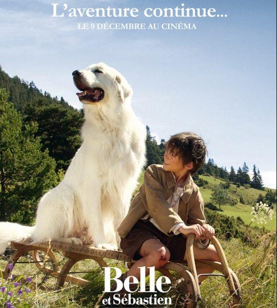 Belle et Sébastien : L'Aventure Continue réalisé par Christian Duguay