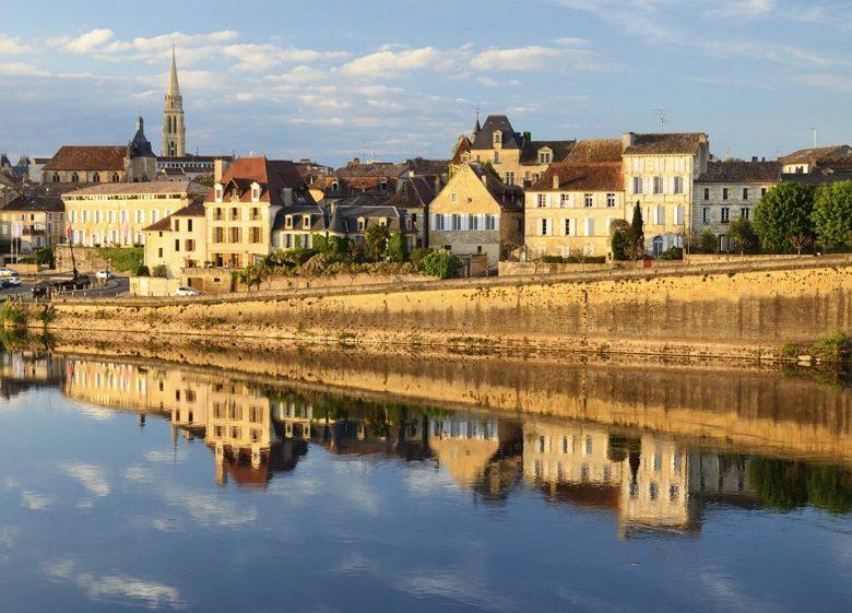 Bergerac en Dordogne : la ville de Cyrano