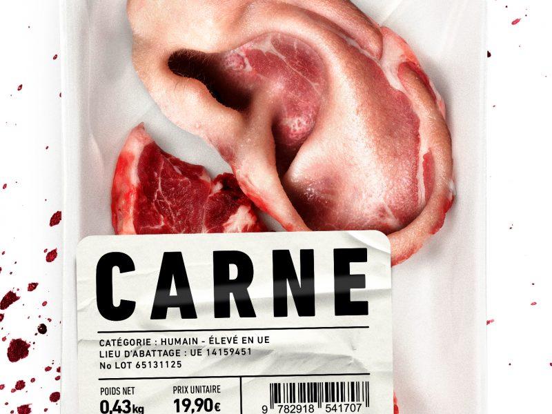 Carne écrit par Julia Richard