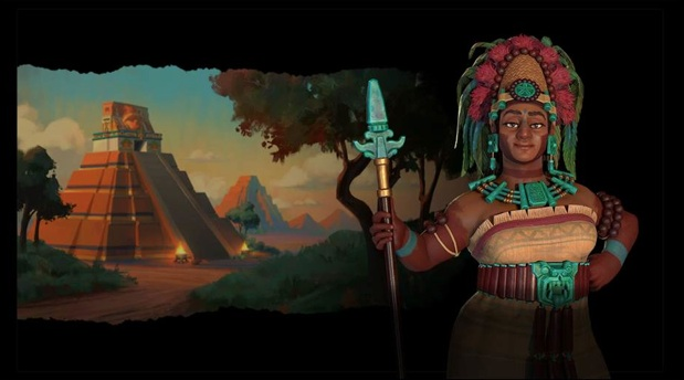 Civilization VI Pass New Frontier – DLC 1 – Pack Maya & Grande Colombie