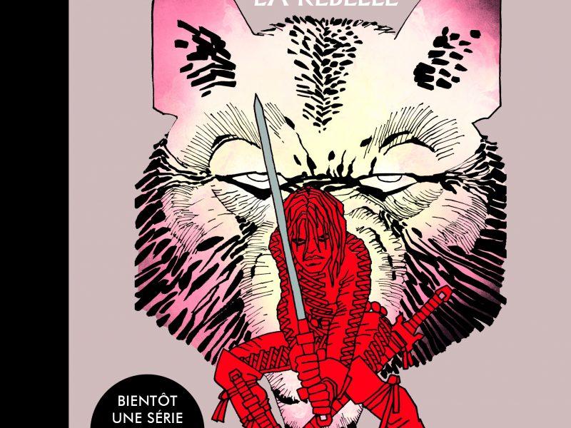 Cursed, La Rebelle écrit par Thomas Wheeler et illustré par Franck Miller