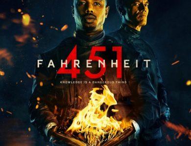 Fahrenheit 451 réalisé par Ramin Bahrani