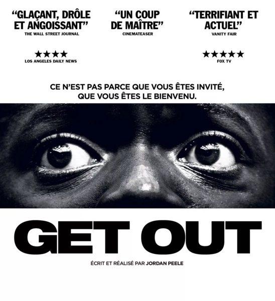 Get Out réalisé par Jordan Peele