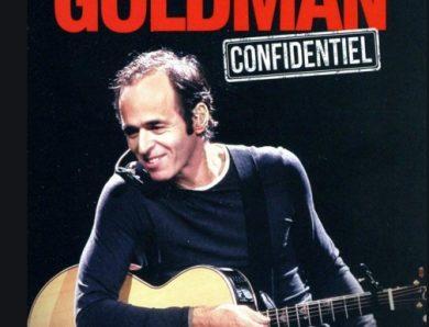 Jean-Jacques Goldman confidentiel écrit par Fred Hidalgo