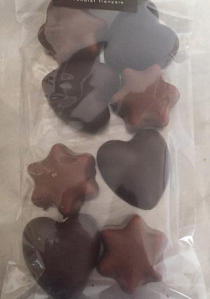 Les guimauves au chocolat DeNeuville