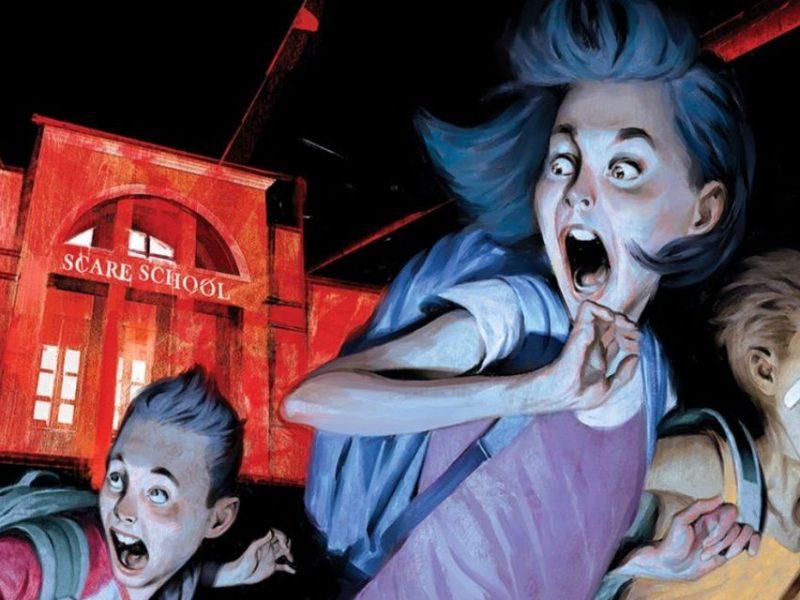 Disney+ commande la série Just Beyond de Seth Grahame-Smith, adaptée des bandes dessinées de R.L. Stine