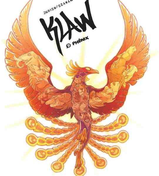 Klaw – Tom 12 : Phénix de Jurion et Ozanam