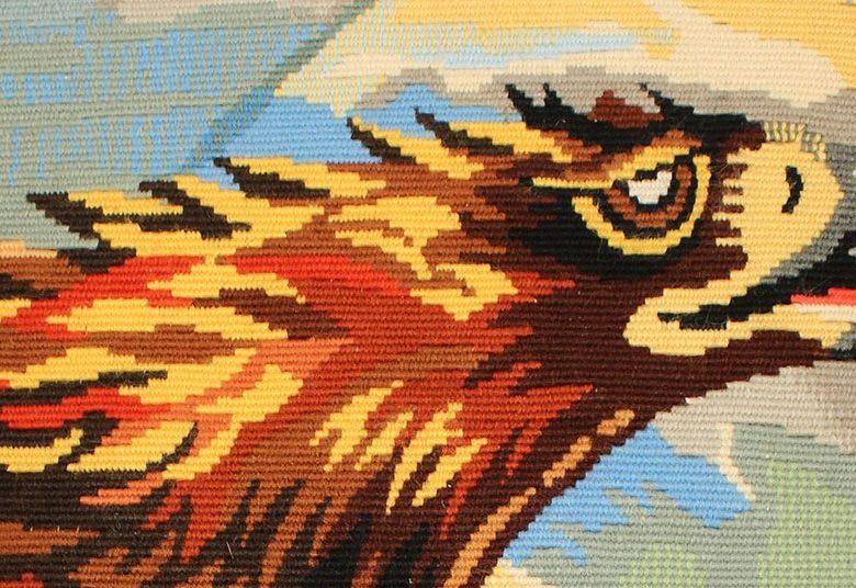 La Galerie Tolkien à La Cité Internationale de la tapisserie à Aubusson