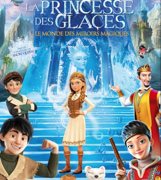 La Princesse des Glaces : Le Monde des Miroirs Magiques réalisé par Robert Lence et Aleksey Tsitsilin