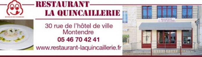 Restaurant la Quincaillerie en Charente-Maritime