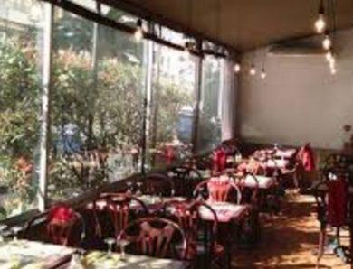 La Tonnelle de Gambetta à Nice