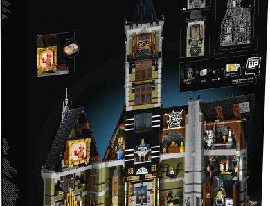 La Maison Hantée Lego