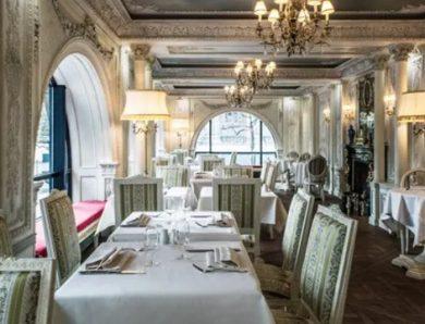 Le Grand Café Pouchkine Madeleine (Paris)