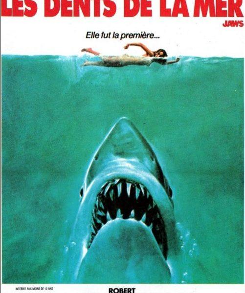 Les dents de la mer réalisé par Steven Spielberg