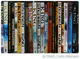 Les romans de Stephen King et leurs adaptations