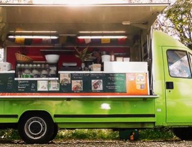 Mââ, Food Truck à Bordeaux