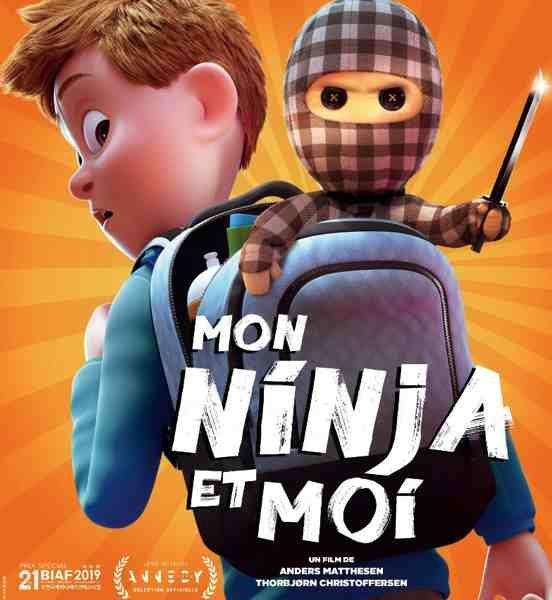 Mon Ninja et moi réalisé par Anders Matthesen et Thorbjørn Christoffersen