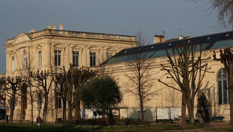 Le Musée des Beaux Arts de Bordeaux