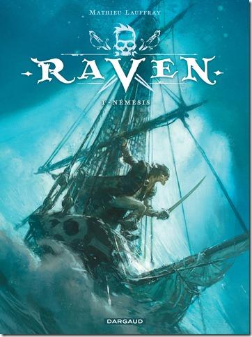 Raven – Tome 1 : Némésis de Mathieu Lauffray