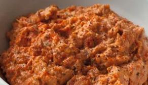Ma recette de rillettes de chorizo (apéro)